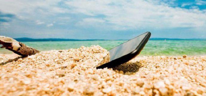 La desconexión en vacaciones, un problema