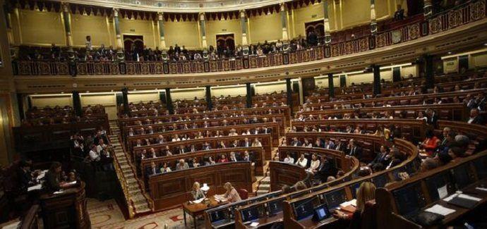 Congreso: las principales portavocías ocupadas por mujeres