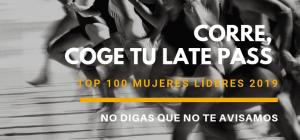 Top 100: Arranca septiembre con un nuevo Late Pass