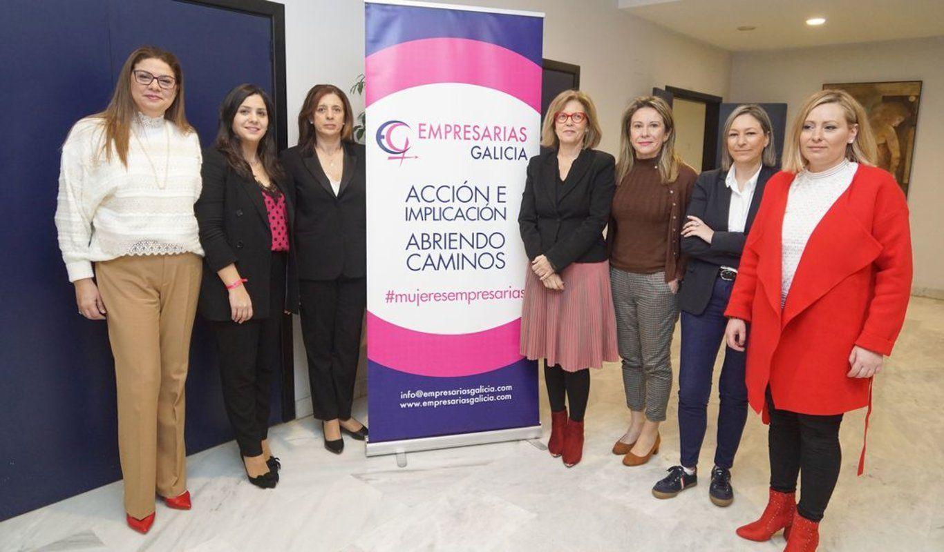 La Asociación Empresarias Galicia amplía su equipo directivo