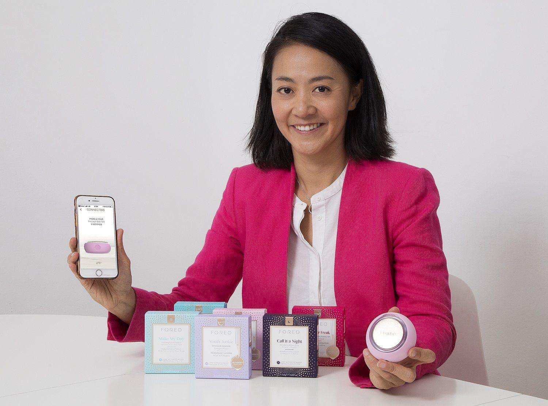 Evan Lai, General Manager de FOREO para Iberia, Francia y Benelux, participó en la IV Edición de 'Women in Business Leading Forward'