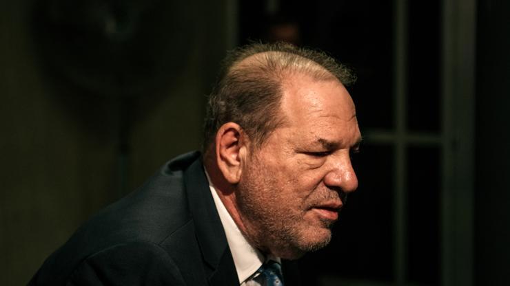 Harvey Weinstein sentencia