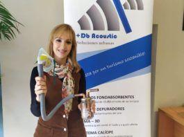 La ingeniera Inés Aragüez inventa una mascarilla reutilizable