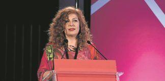 Pilar Jurado ya no preside la SGAE