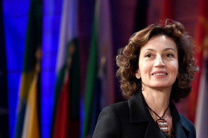 Audrey-Azoulay UNESCO