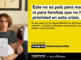 """Malasmadres """"Esto no es conciliar"""""""