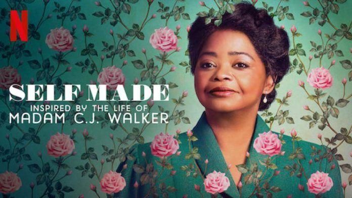 Madam Walker Netflix Self Made