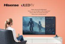Hisense televisión