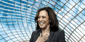 Kamala Harris el poder a pesar de los techos de cristal