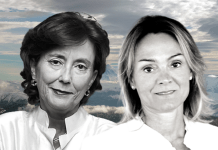 María del Pino y Sol Daurella